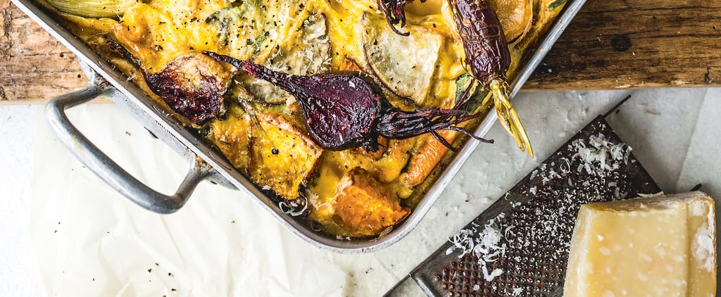 Sally O'Neil's Leftover Vegetable Bake Recipe