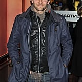 Bradley Cooper Takes His Limitless Smile Across the Pond
