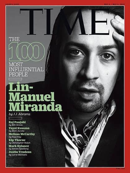 Latinos on Time's 100 Most Influential People List 2016