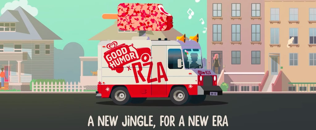 RZA and Good Humor Released a New Ice Cream Truck Jingle