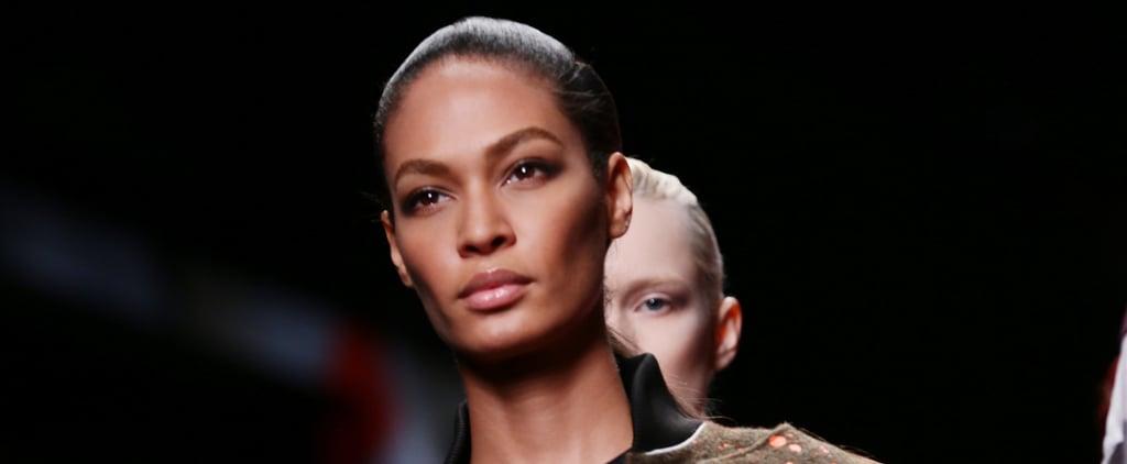 Smoky Eyes for Fendi Beauty at Fall 2014 Milan Fashion Week