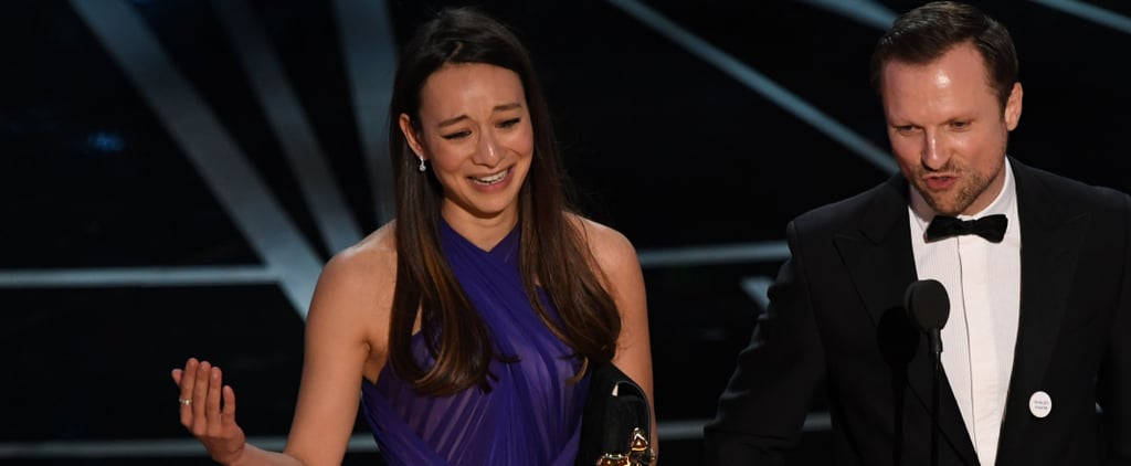 """To Save 1 Life Is to Save All of Humanity"": The Powerful Oscars Speech Everyone Should Hear"