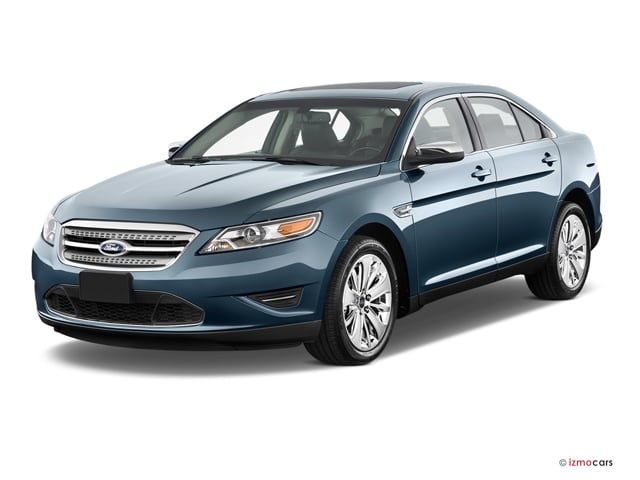 Best Full-Size Car For Families: Ford Taurus