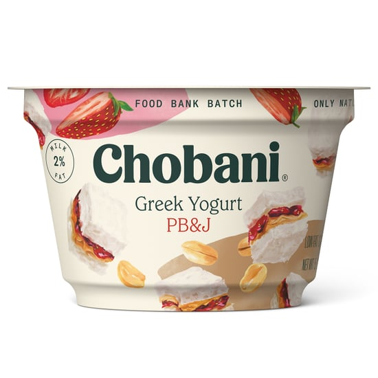 Chobani's New Limited Edition PB&J Flavor