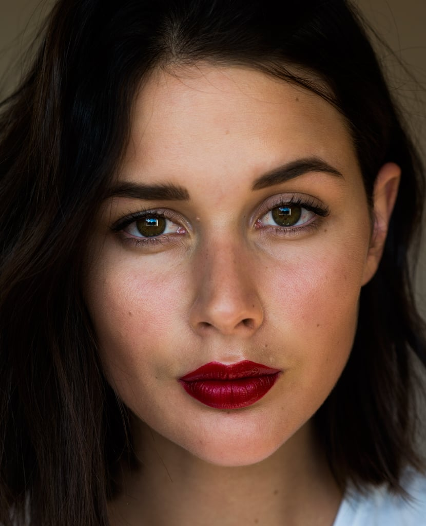 Sara Wears: Rimmel London Apocalips Matte Lip Velvet in Burning Lava ($15.95)