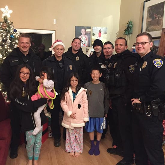 Fremont Police Department Saves Christmas