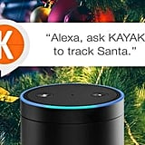 Kayak and Amazon Alexa