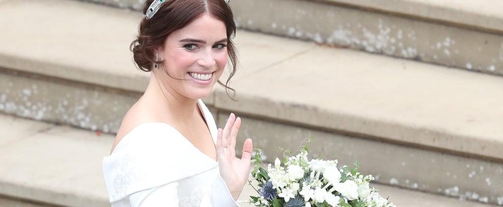 كم بلغت تكلفة زفاف الأميرة يوجيني؟