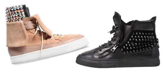 Pictures of Giuseppe Zanotti Sneakers Collection