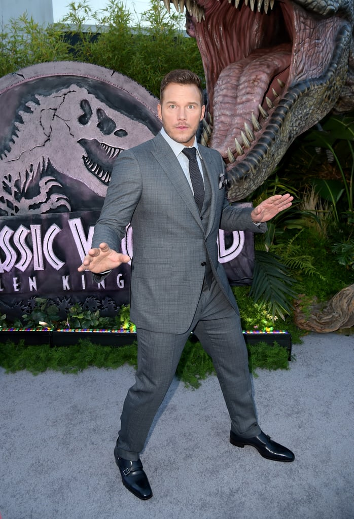 Pictured: Chris Pratt