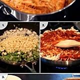 Get the recipes: chicken enchiladas