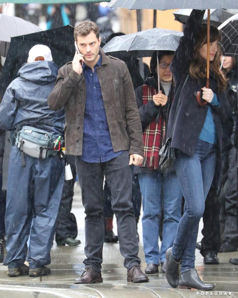 Umbrella? F*ck umbrellas.
