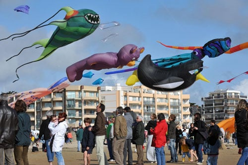 April is National Kite Month