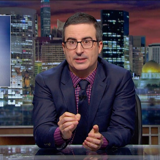 John Oliver on Donald Trump's Election