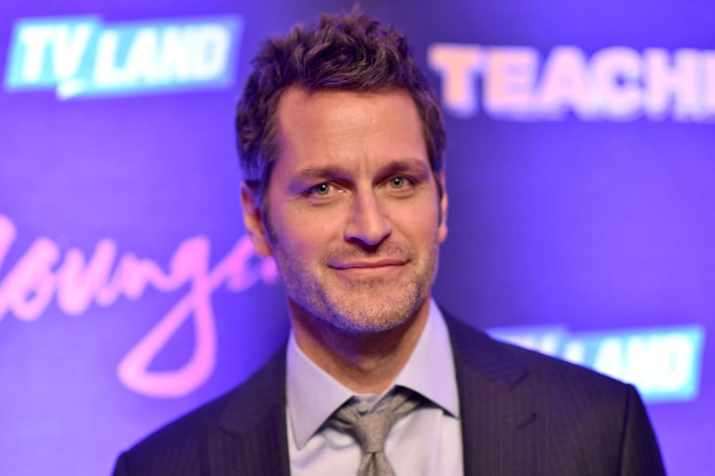 If you watch Younger than you're probably familiar with the ongoing debate between Liza's possible suitors; and if you don't watch the show, let us fill you in on something: team Charles is where it's at. Sure, Josh (Nico Tortorella) is young, artsy, and covered in sexy tattoos, but Charles (Peter Hermann) is a silver fox. While we're obsessed with his character onscreen, the actor, who is married to Law & Order: SVU's Mariska Hargitay, is just as swoon-worthy in real life. Whether he's donning a fitted suit or wearing some sleek glasses, we can't get enough of his handsome appearances.       Related:                                                                                                           The Cutest Pictures of Peter Hermann and Mariska Hargitay's Family of 5