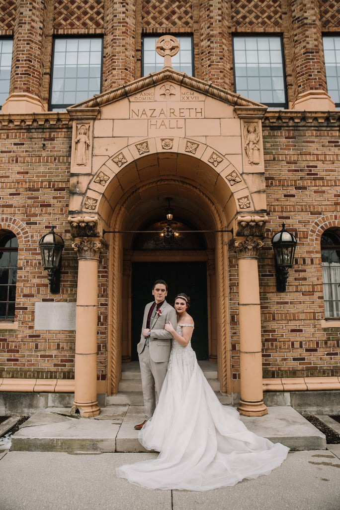 Elegant Harry Potter-Themed Wedding Ideas