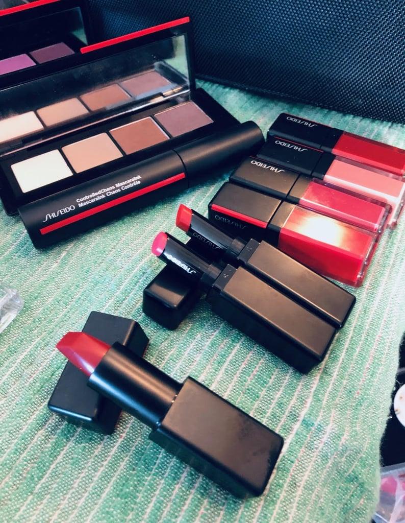 Awkwafina's Makeup For the 2019 SAG Awards