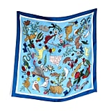 New South Wales Silk Scarf ($99)