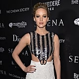 Jennifer Lawrence: Cool Ranch Doritos