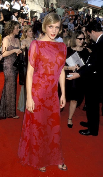 Chloë Sevigny at the 2000 SAG Awards