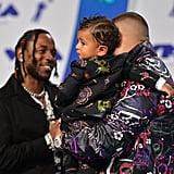Kendrick Lamar, Asahd Khaled, and DJ Khaled