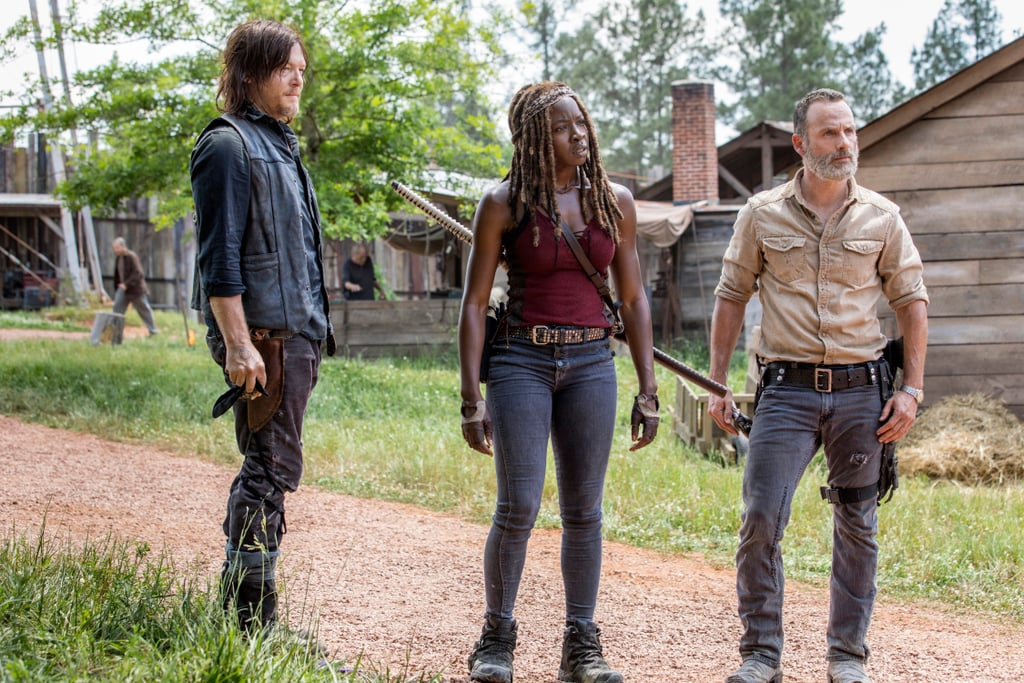 The Walking Dead Season 9 Pictures