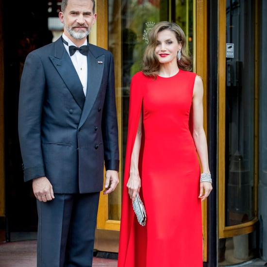 Queen Letizia's Gowns | Pictures