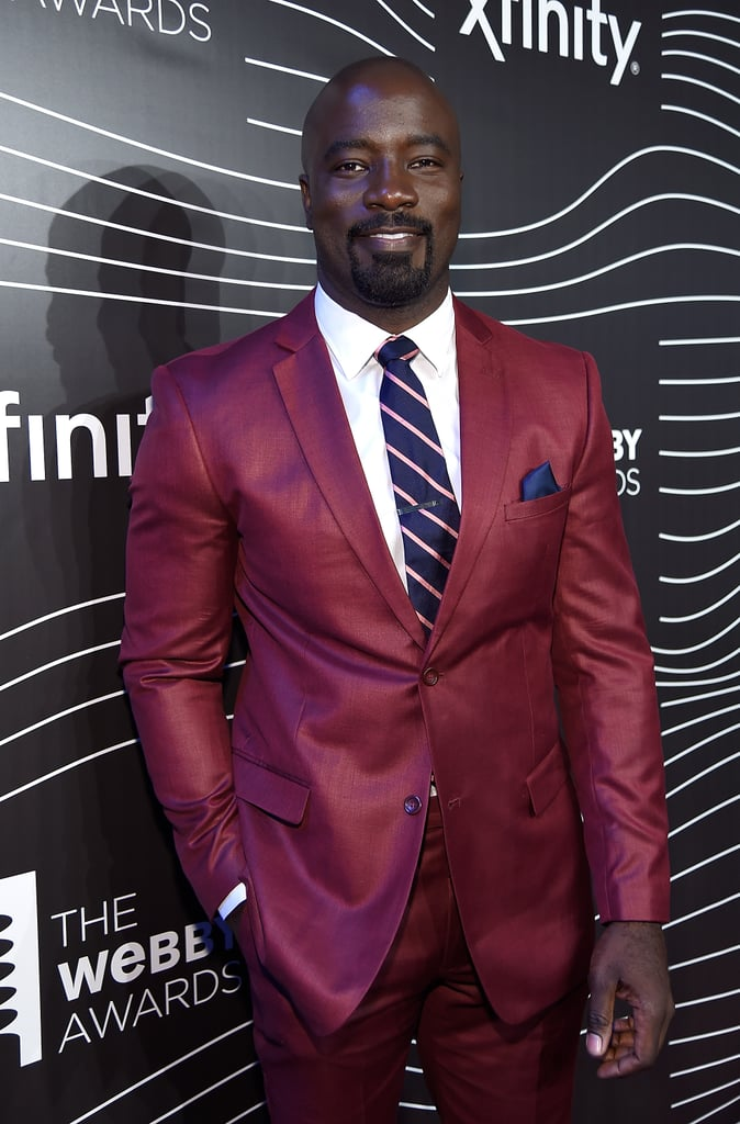 Mike Colter Hot Pictures