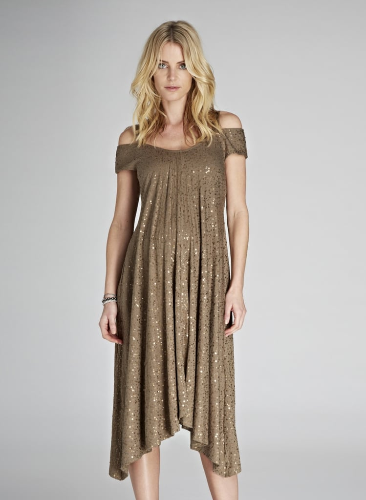 Isabella Oliver Marie Sequin Dress