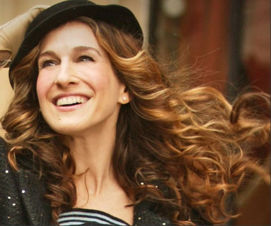 Pictures of Carrie Bradshaw's Hair