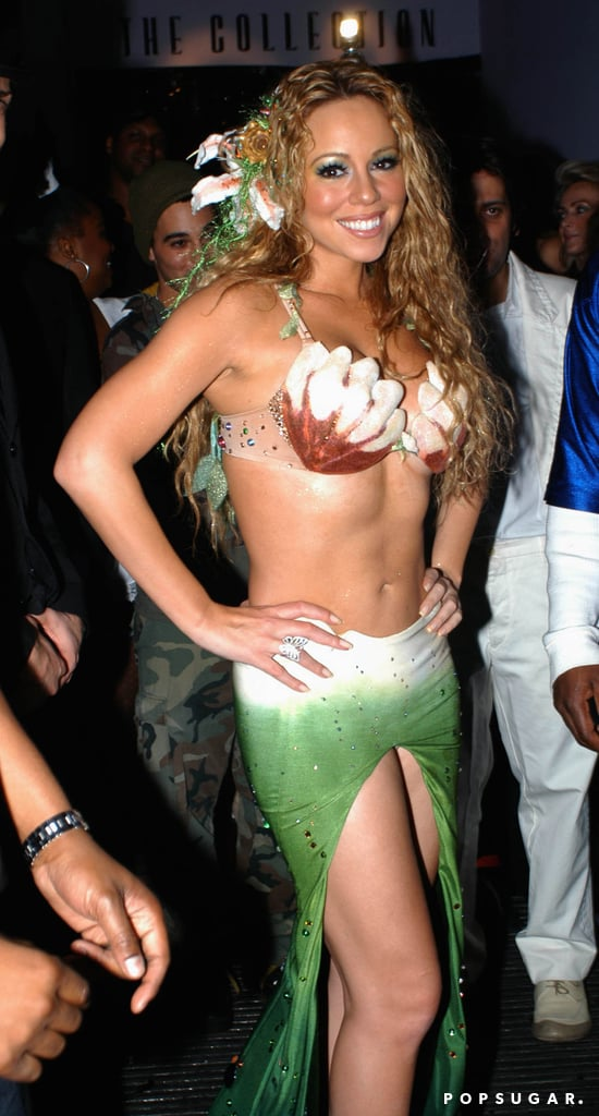Mariah-Carey-real-life-mermaid-Halloween