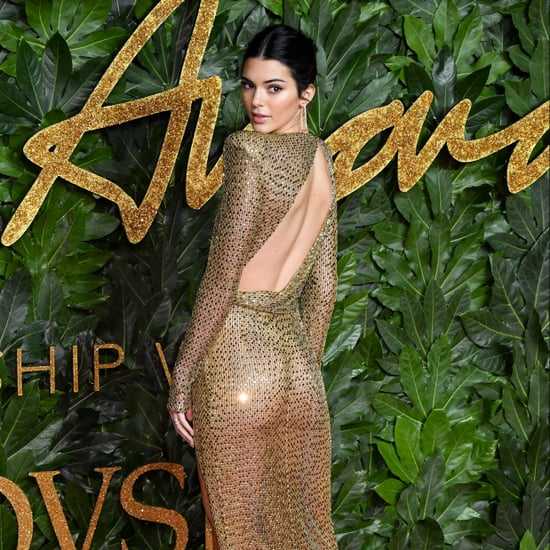 British Fashion Awards Red Carpet 2018