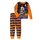 Skeleton Mickey PJ Set