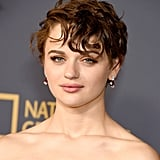 Joey King's Pixie Cut Earlier This Year