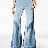 Free People Tidal Wave Paneled Flared Jeans ($168)