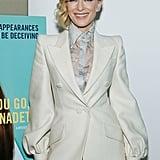 Cate Blanchett Wearing Fendi