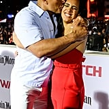"""26 Moments Between """"The Rock"""" and His Daughter That Prove Their Bond Is 1 of a Kind"""