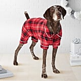 Target Pet Plaid Holiday Notch Collar Pajamas
