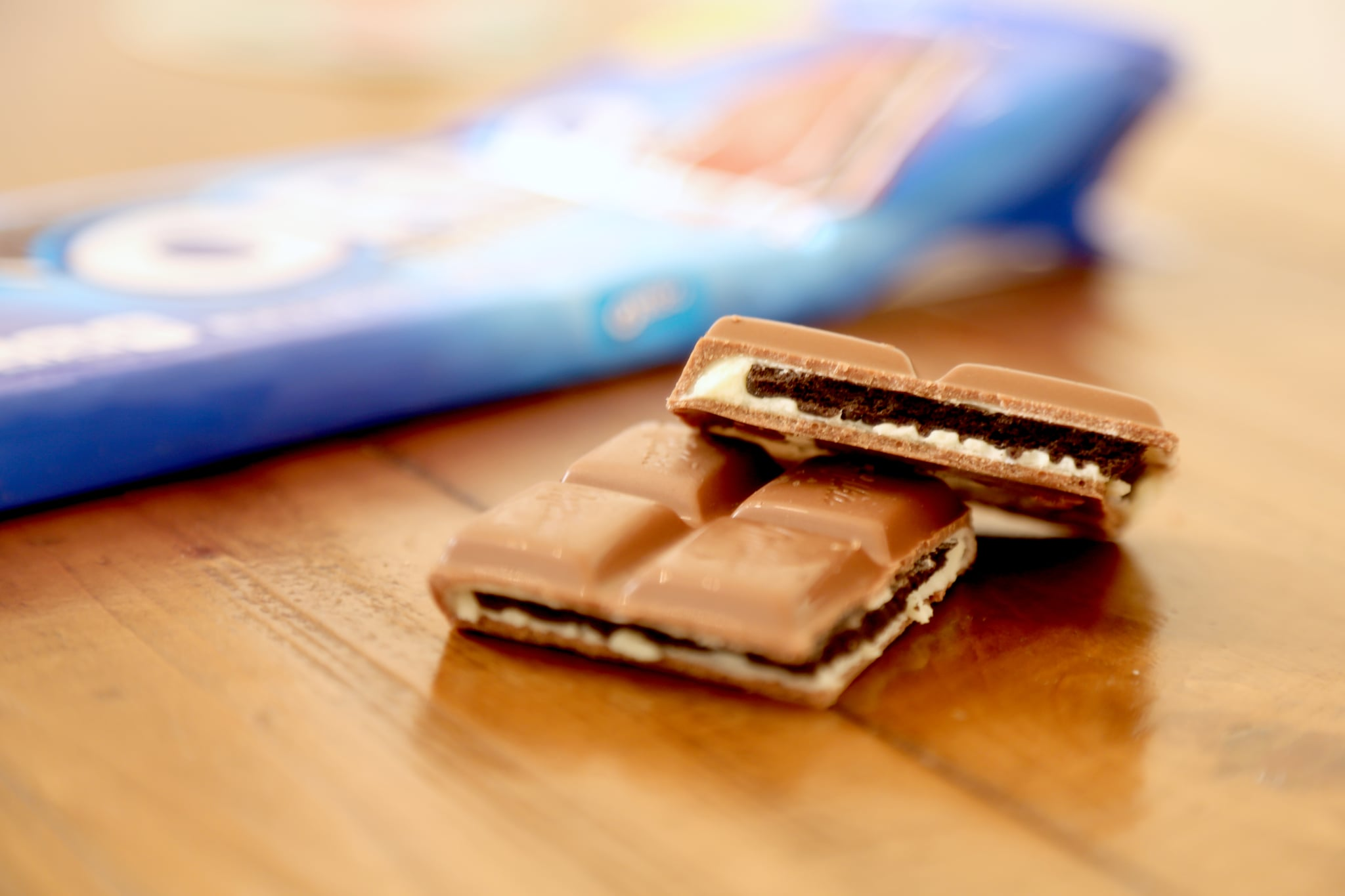 Oreo Releases Candy Bar That's Tastier Than the Original Cookie