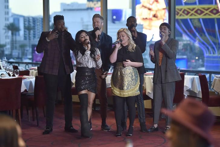 Pentatonix Christmas Special 2019.Pentatonix Kelly Clarkson My Grown Up Christmas List Video