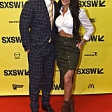March: Nikki Supported John at the SXSW Festival in Austin, TX