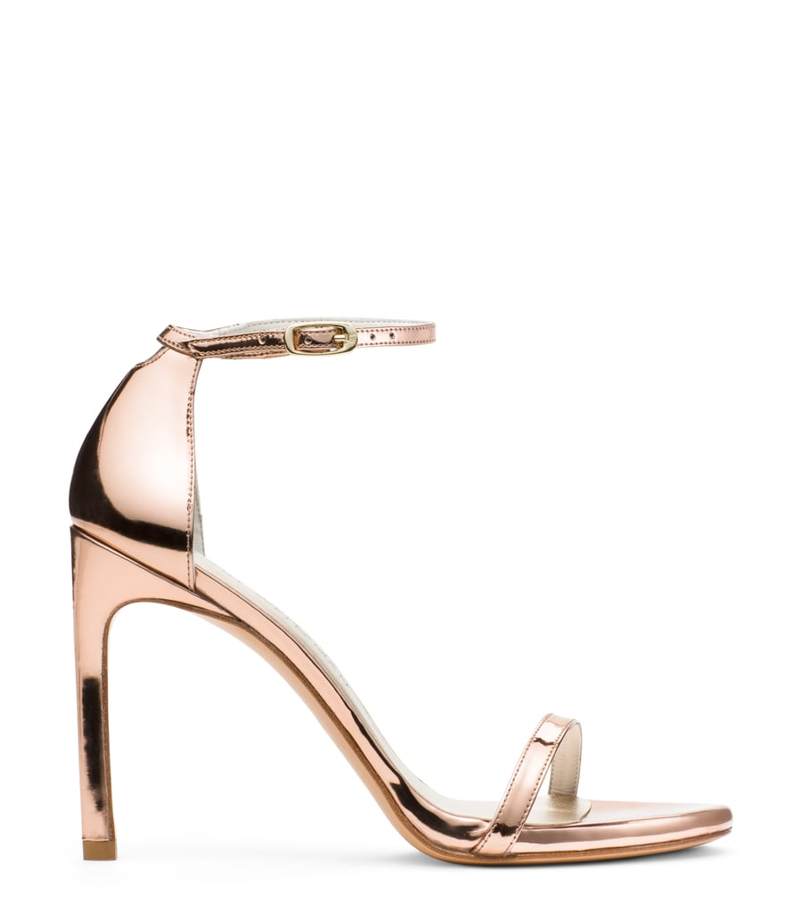 Nudistsong Sandal in Beige ($398)