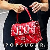 Jennifer Lopez J Lo Red Valentino Bag