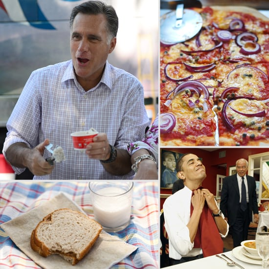 Eat Like the Candidates: Romney's and Obama's Favorite Recipes
