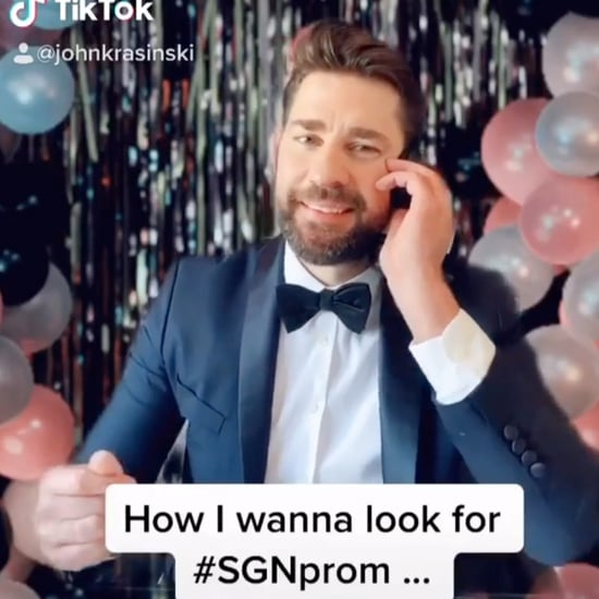 John Krasinski Some Good News Virtual Prom