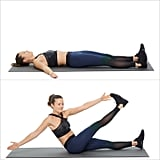 Move 4: T-Cross Sit-Up