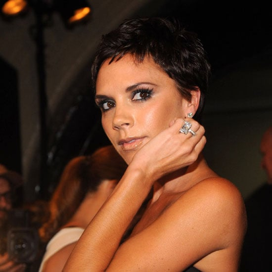 Victoria Beckham's New Short Hair at New York Fashion Week