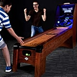Lancaster Classic Arcade Roll and Score Skee Ball Game