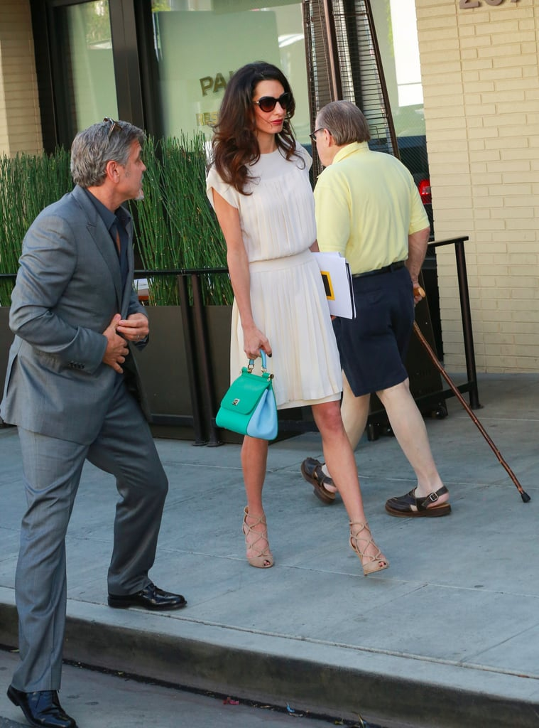 Amal Clooney's Biggest Style Secret Is Decades Old
