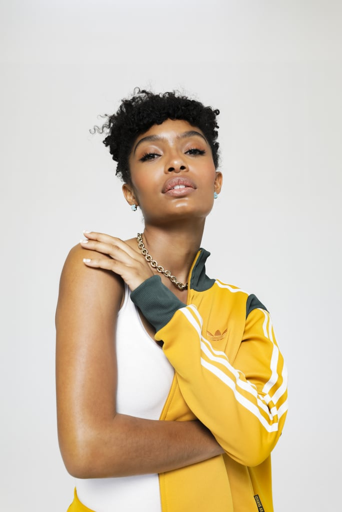 Yara Shahidi Is Coming Out With an Adidas Collaboration